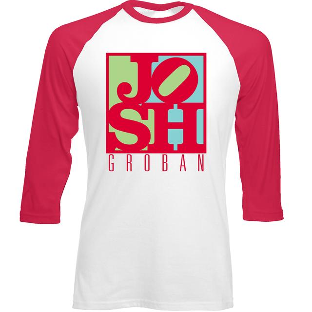 Josh Groban Squared Up Raglan