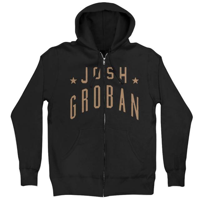 Josh Groban JG Star Logo Zip Hoodie