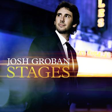 Josh Groban Stages Vinyl