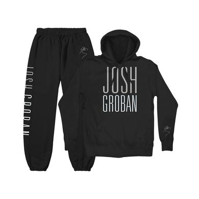 Josh Groban Signature Hoodie + Signature Sweatpants Bundle