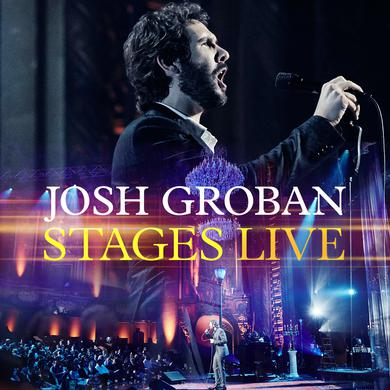 Josh Groban Stages Live CD/DVD