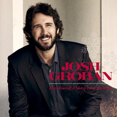 "Josh Groban Have Yourself A Merry Little Christmas 7"" Colored Vinyl"