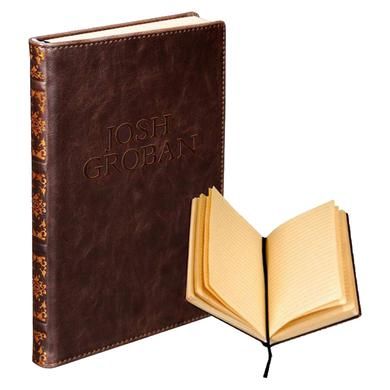 Josh Groban Limited Edition Signed Journal
