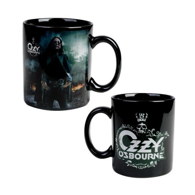 Ozzy Osbourne Mug