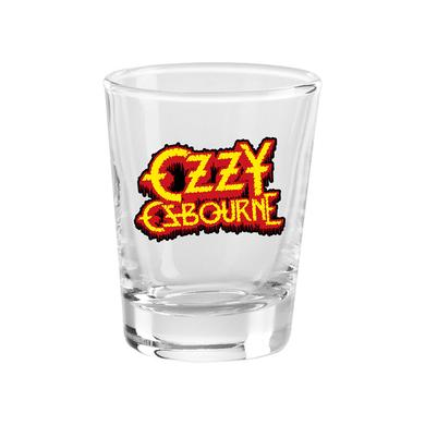 Ozzy Osbourne Shot Glass