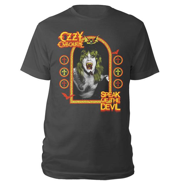 Ozzy Osbourne Speak Of The Devil Tee