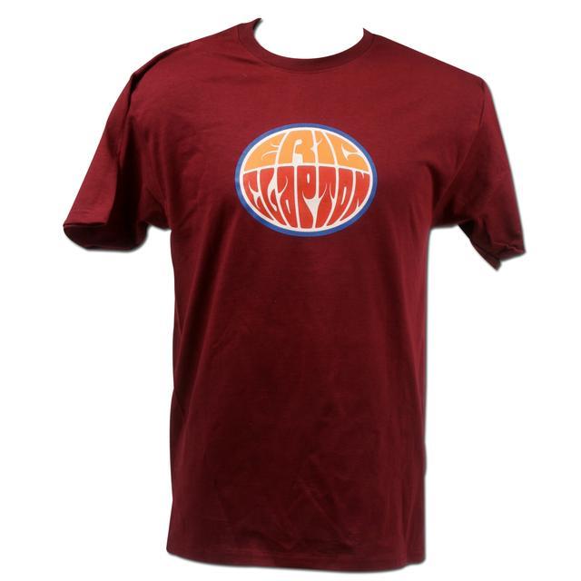 Eric Clapton Oval Logo T-Shirt