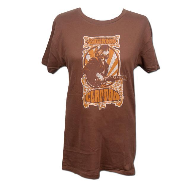 Eric Clapton Fillmore T-Shirt