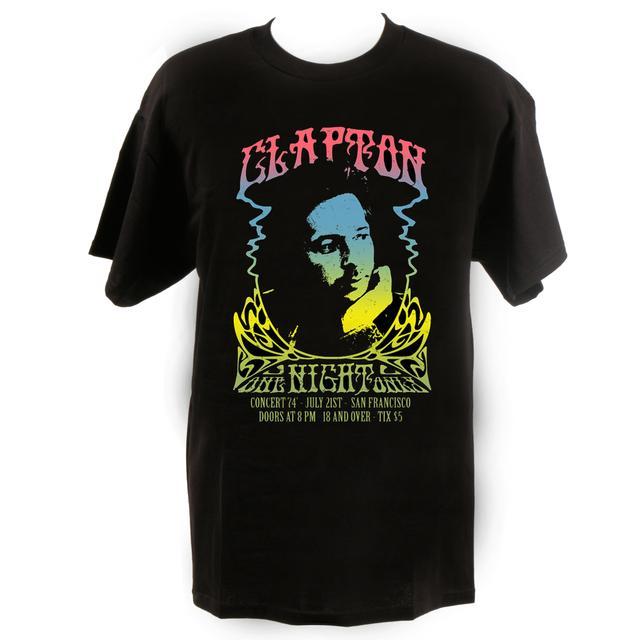 Eric Clapton Soundcheck T-Shirt