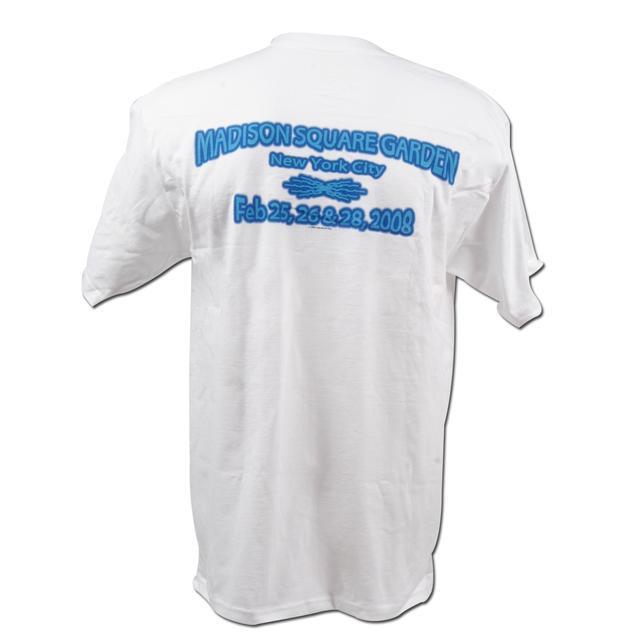 Eric Clapton Winwood Portrait T-Shirt