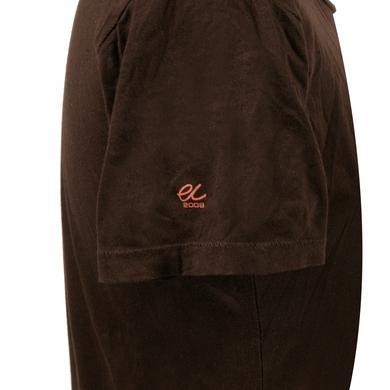 Eric Clapton 2008/2009 World Tour Womens Brown T-Shirt