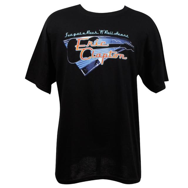 Eric Clapton Heartstrings T-Shirt