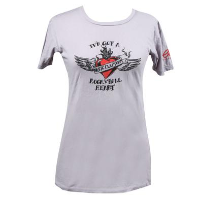 Eric Clapton 2010 North American Tour Girls T-Shirt