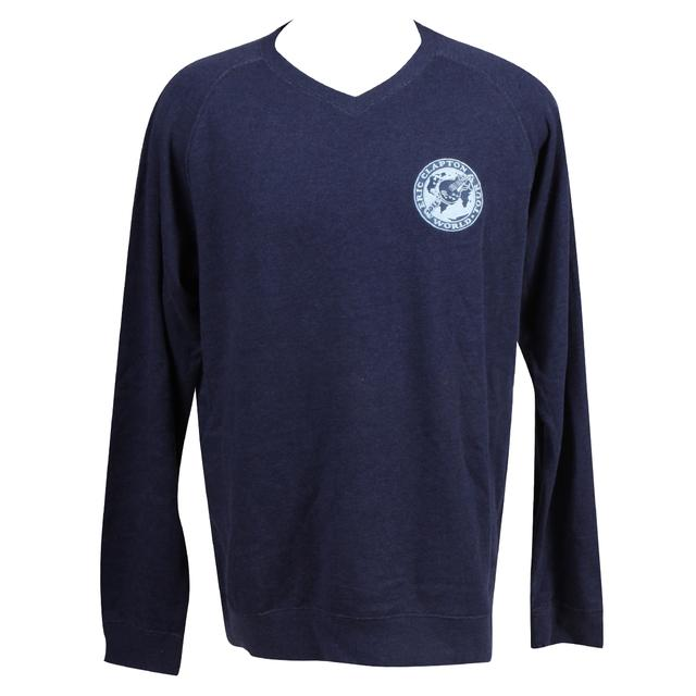 Eric Clapton 2011 World Tour V-Neck Sweatshirt