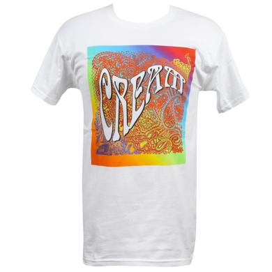 Eric Clapton MSG Illustrated White T-Shirt