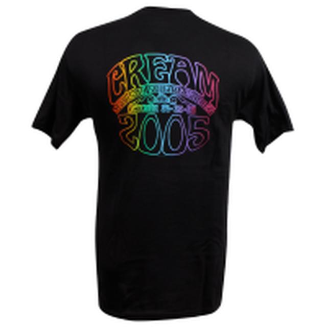 Eric Clapton MSG Rainbow Faces T-Shirt