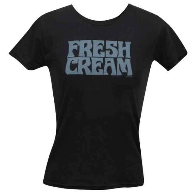 Eric Clapton Fresh Cream Girls T-Shirt