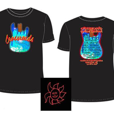 Eric Clapton Crossroads 2013 Crash T-Shirt