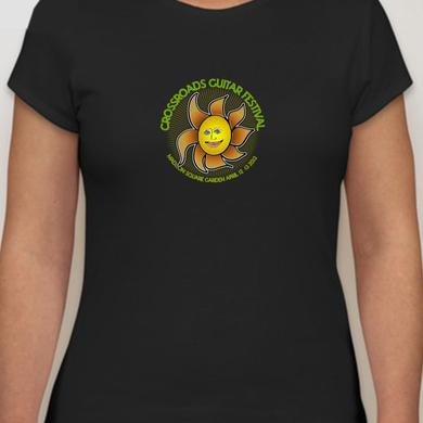 Eric Clapton Crossroads 2013 Girls T-Shirt
