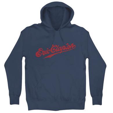 Eric Clapton Script Logo Pullover Hoodie