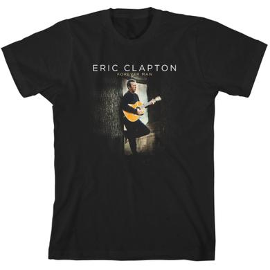 Eric Clapton Forever Man T-Shirt