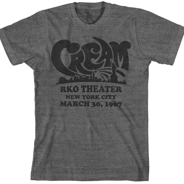 Eric Clapton Limited Edition Cream RKO 1967 T-Shirt