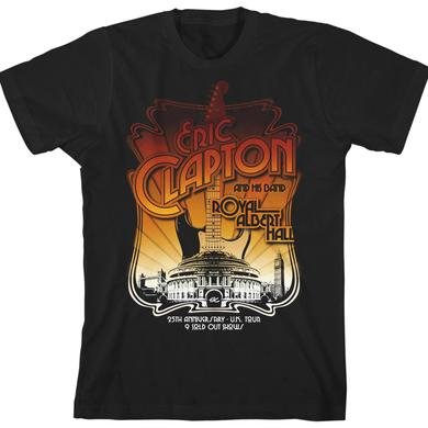 Eric Clapton Royal Albert Hall T-Shirt
