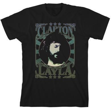 Eric Clapton Layla T-Shirt