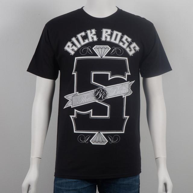 Rick Ross Diamond Label Basic T-Shirt