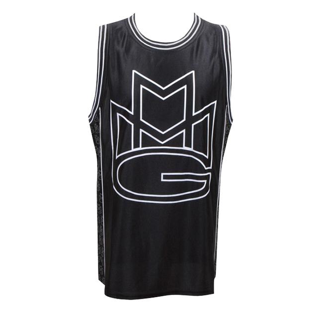 Rick Ross Self Made Basketball Jersey