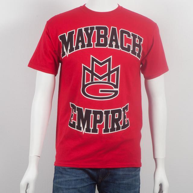 Rick Ross Maybach Empire Basic T-Shirt