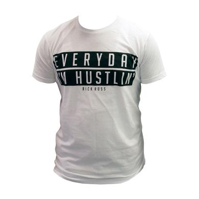 Rick Ross Hustlin Bars Slim Fit T-Shirt