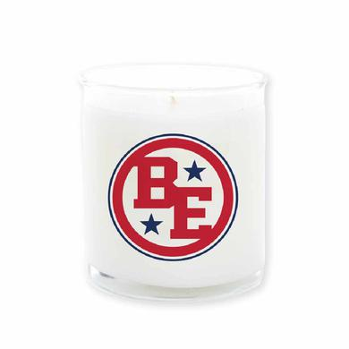 Brett Eldredge BE Logo Candle
