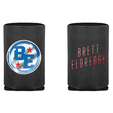 Brett Eldredge BE Stars Logo Can Insulator