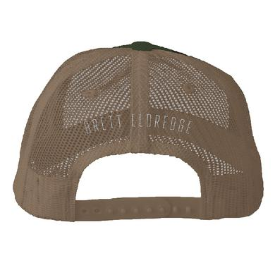 Brett Eldredge BE Logo Hat
