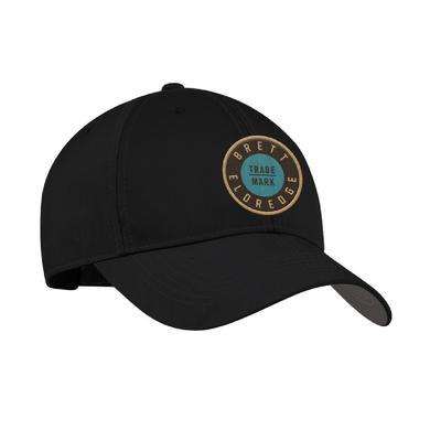 Brett Eldredge Trademark Circle Black Hat