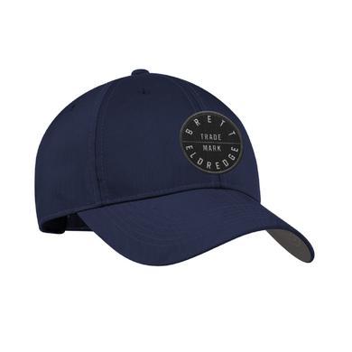 Brett Eldredge Trademark Circle Navy Hat