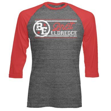 Brett Eldredge Vintage Logo Raglan