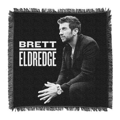 Brett Eldredge Woven Photo Blanket