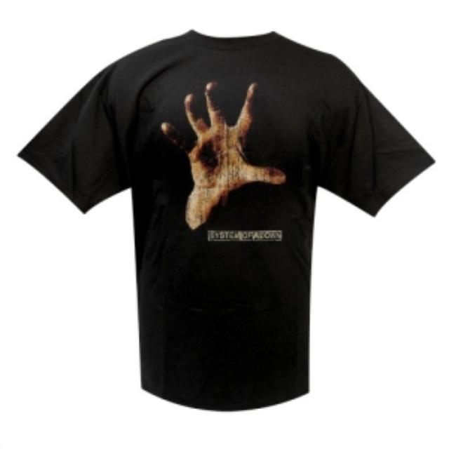 System Of A Down Vintage Hand Tee