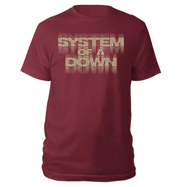 System Of A Down SOAD Haze Tee