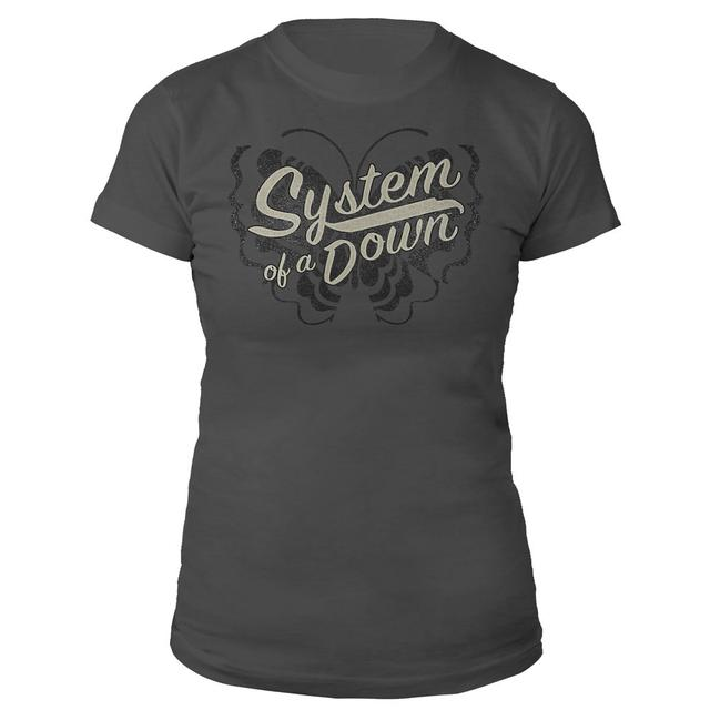 System Of A Down SOAD Ladies Jr. Tee