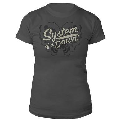 System Of A Down SOAD Ladies Jr. Tee