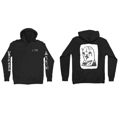 Portugal The Man Devil Guy Hoodie