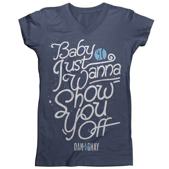 Dan + Shay Show You Off V-Neck T-Shirt