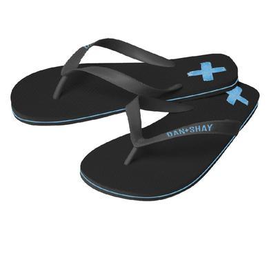 Dan + Shay Plus Logo Flip-Flops