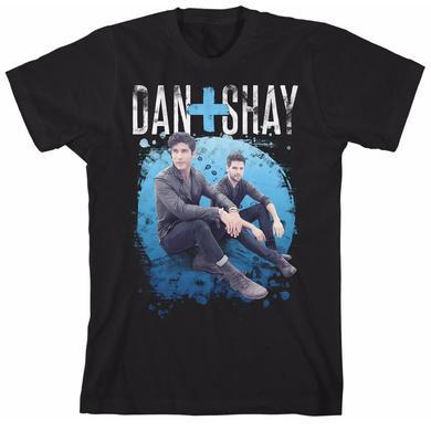 Dan + Shay Painted Circle T-Shirt