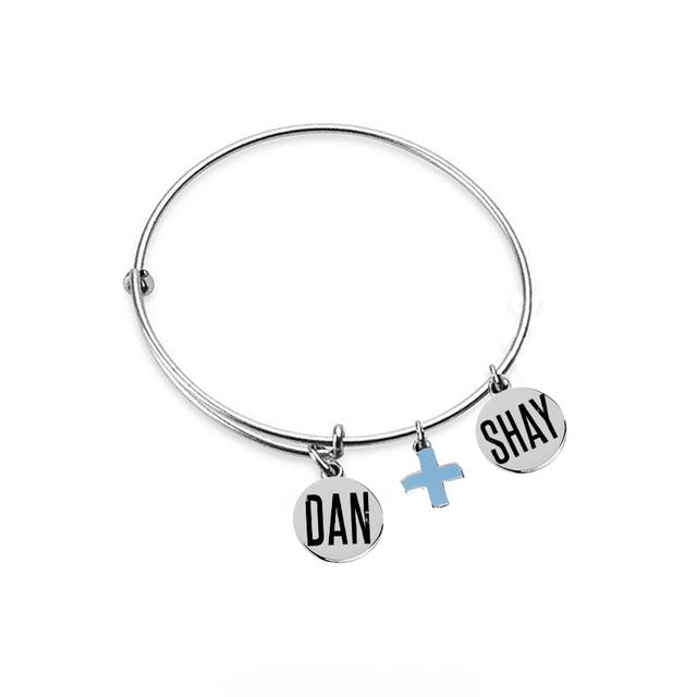 Dan + Shay Bangle Bracelet