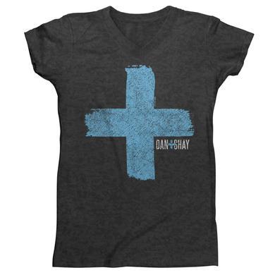 Dan + Shay Logo Burnout T-Shirt