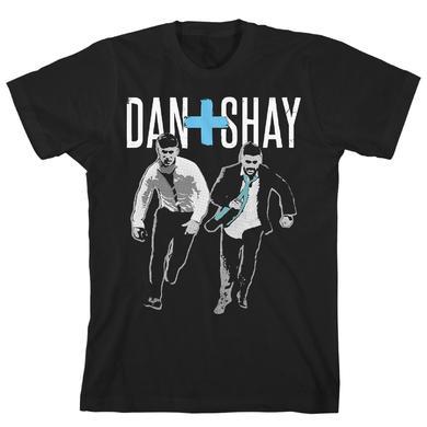 Dan + Shay Crazy Tour T-Shirt